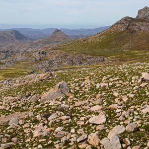 Cederberg trekking in South Africa