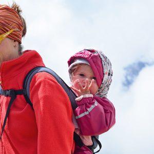 Super mum & daughter
