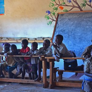 School in Zambia
