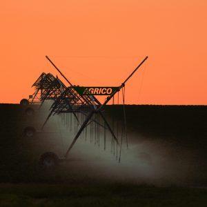 Twisted field fertiliser