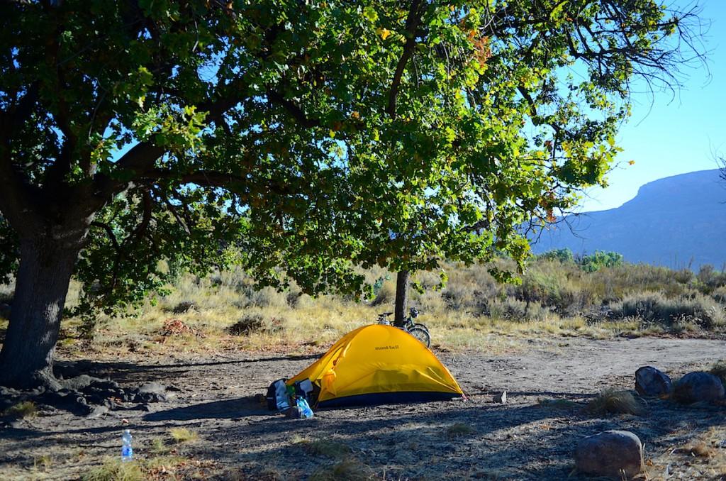 ワイルドキャンプ