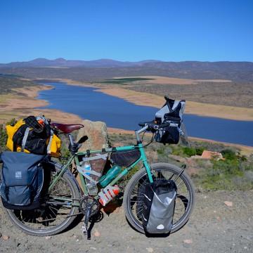 Altura Pannier bag / 自転車パニアバック
