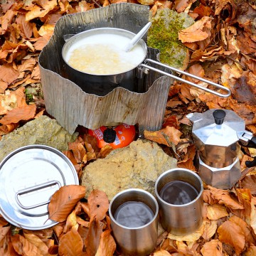 Our History of Camping stove / キャンプストーブ