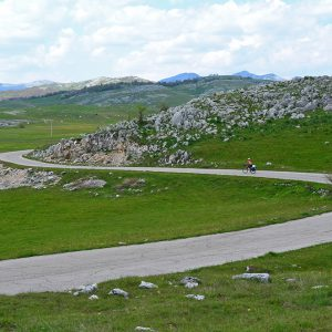 All the alternative road is great in Montenegro