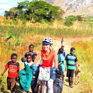 Village in South Malawi
