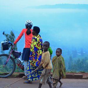 Passing by in Rwanda