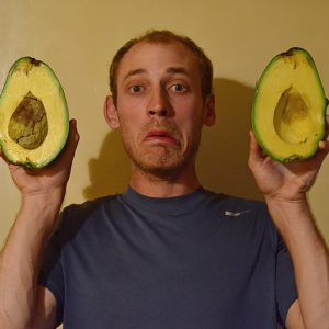 THIS IS AVOCADO in Africa!!