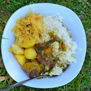 Stamina food in Kenya