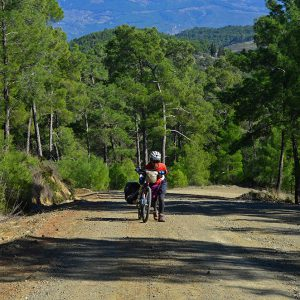 This is a short cut Elliot suggested . . . in Turkey
