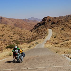 Second highest path in Namibia